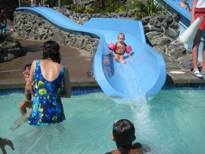 CHN hosts a family event at Cultus Lake Water Park every August.